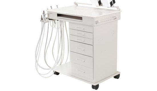 90-2045 Classic Flex Dental Cart