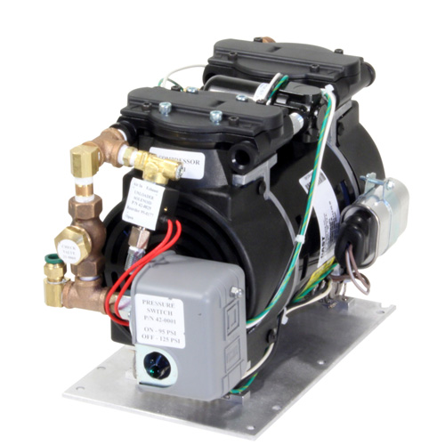 Air Compressor - 120V, High Pressure 125psi (PN 95-0159)