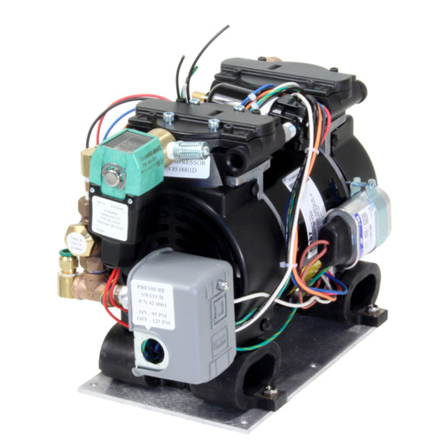 Air Compressor - Dual Voltage (PN 95-0159D)