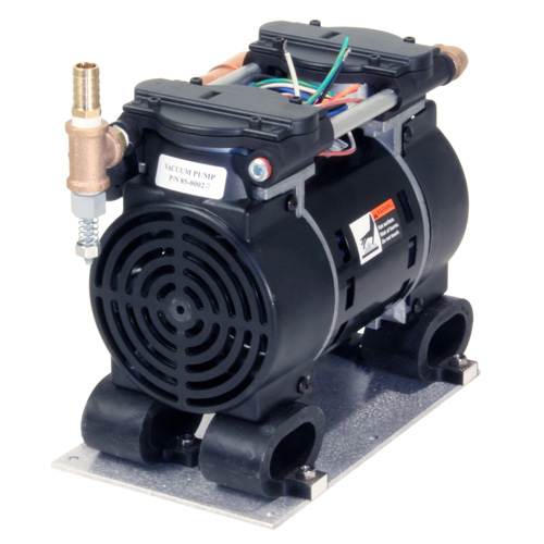 Vacuum Pump - Dual Voltage (PN 95-0167D)