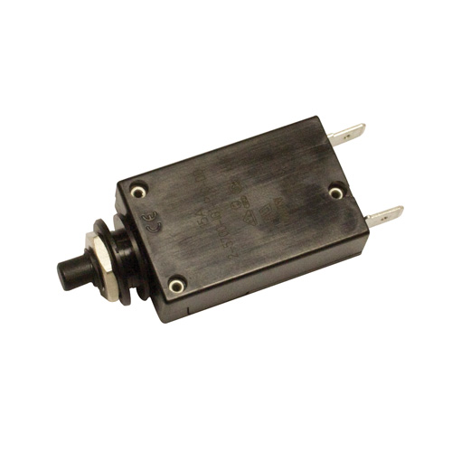Switch/Push Button Circuit Breaker, 15 amp (PN 95-0174)